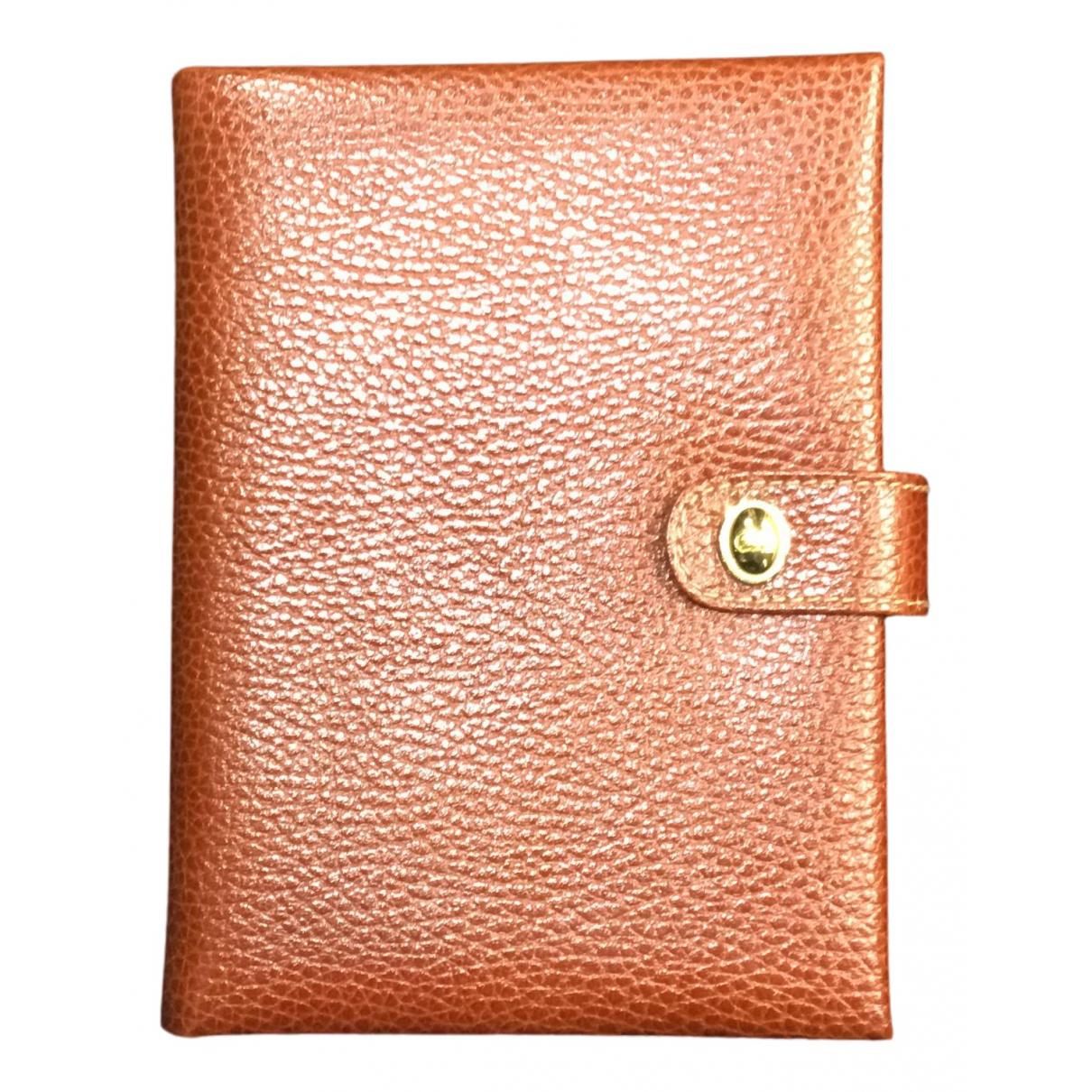 Dior - Objets & Deco   pour lifestyle en cuir - marron