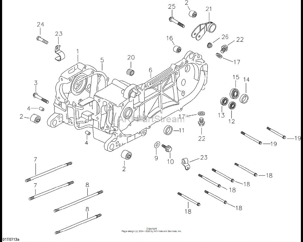 Can-AM OEM Dowel Pin (8 X 14)
