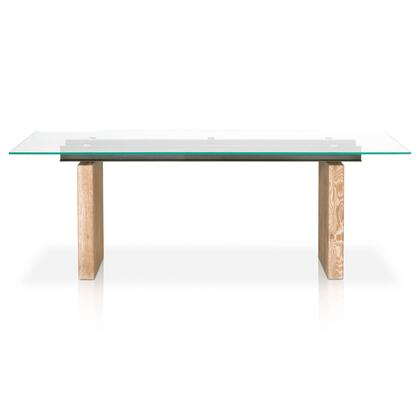 HE.2809DT.SW/IR/SC Trave Collection He.2809Dt.Sw/Ir/Sc Dining Table In Stone