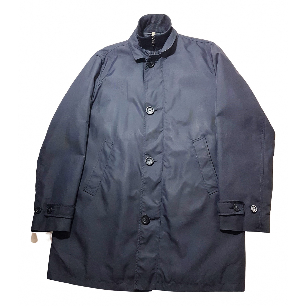 Burberry N Navy coat  for Men L International