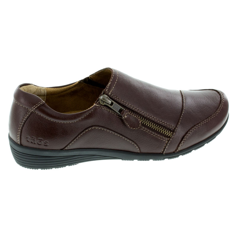 Taos Character Brunette Leather 85 W