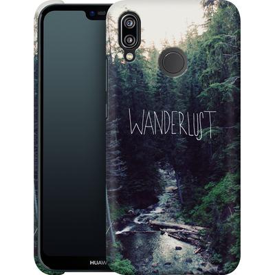 Huawei P20 Lite Smartphone Huelle - Wanderlust - Rainier Creek von Leah Flores