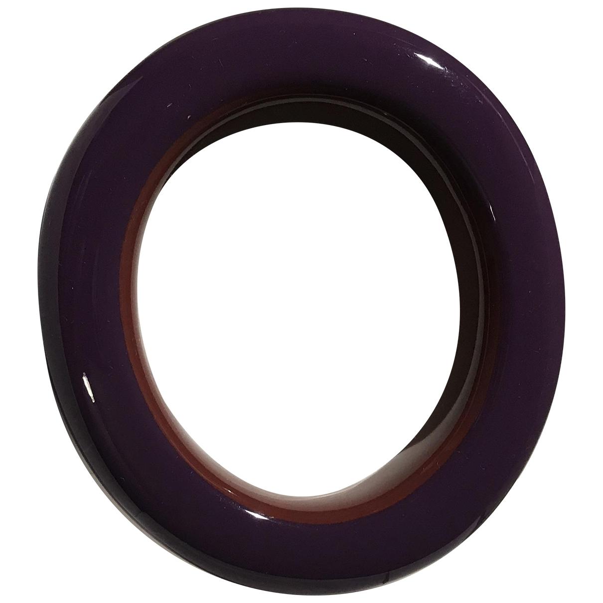 Hermes - Bracelet   pour femme - violet