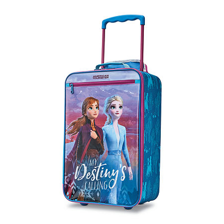American Tourister Frozen 2 18 Inch Kids Luggage, One Size , Multiple Colors