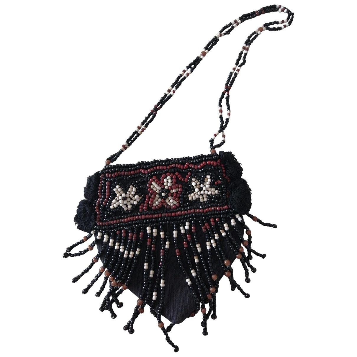 Maliparmi - Sac a main   pour femme en a paillettes - noir