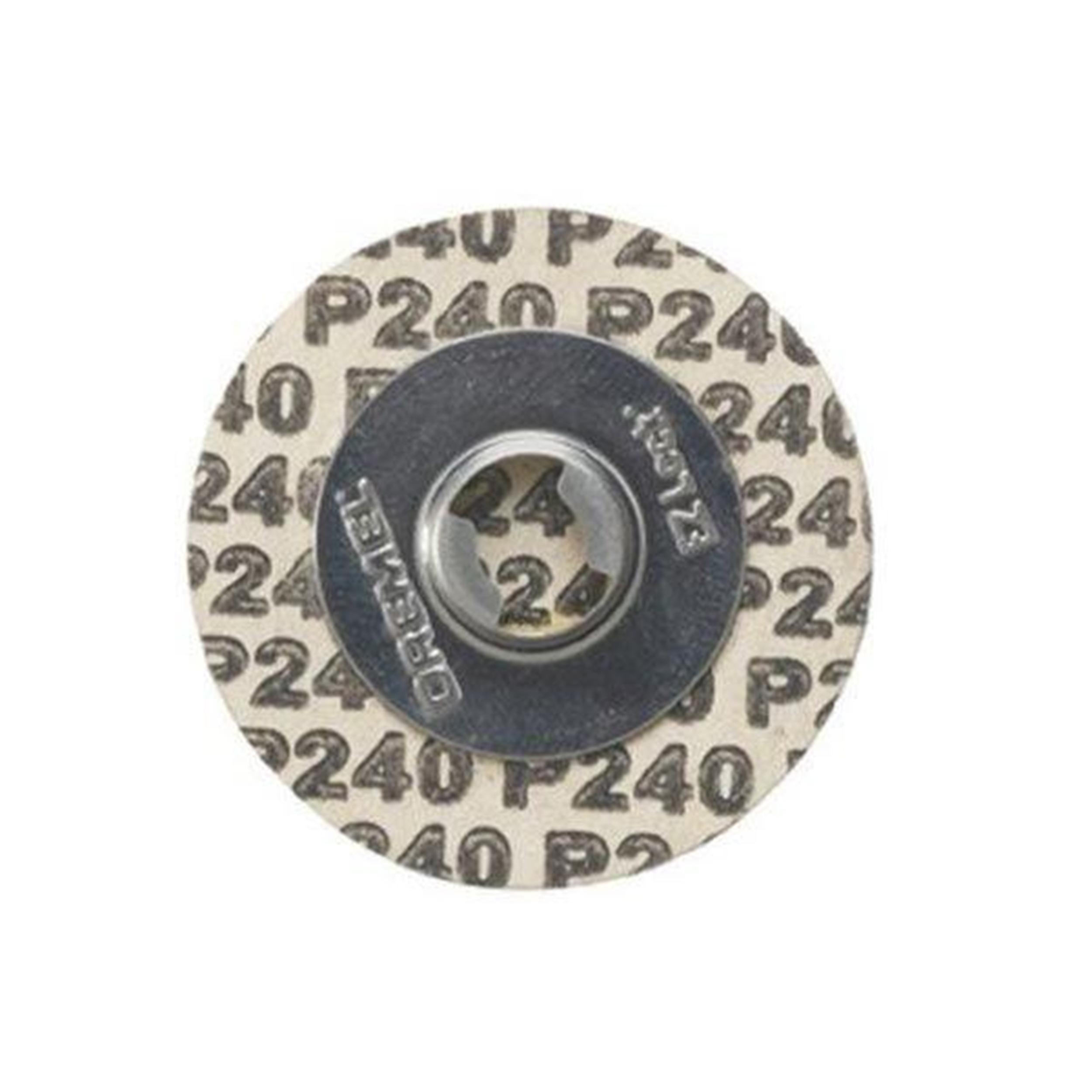 EZ Lock Sanding Disc, 240 Grit, 5pk