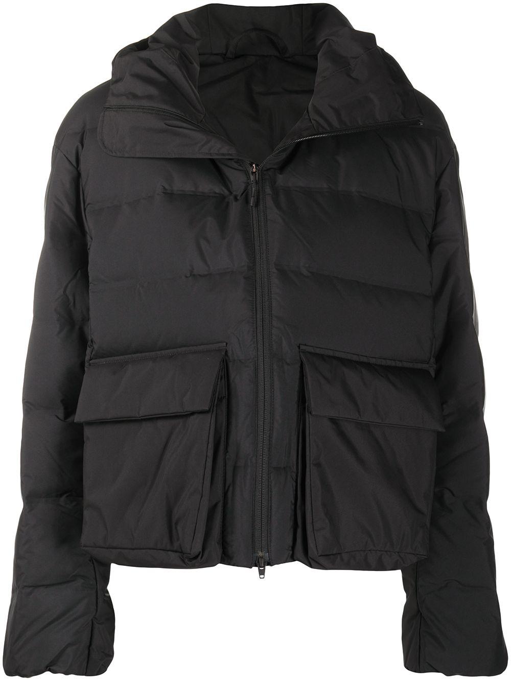 Puffy Down Coat