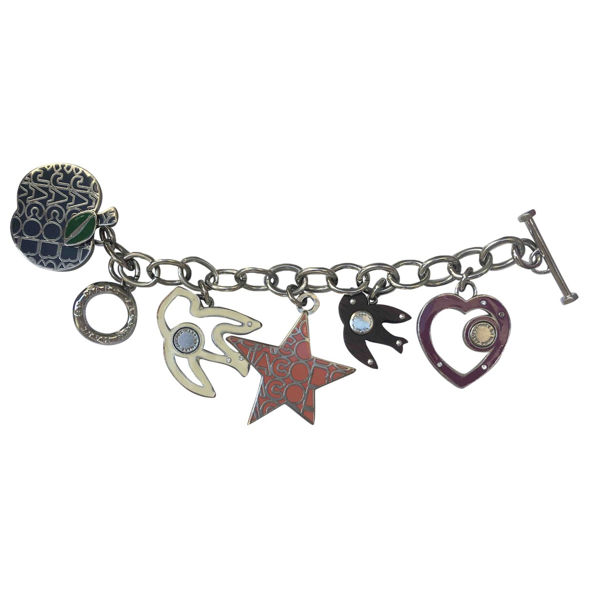 Marc By Marc Jacobs \N Armband in  Silber Metall