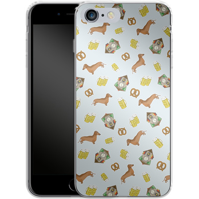 Apple iPhone 6 Plus Silikon Handyhuelle - Germany von caseable Designs