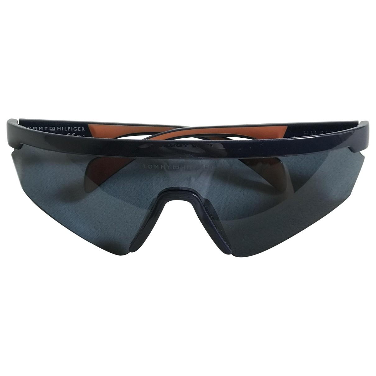 Tommy Hilfiger \N Blue Sunglasses for Men \N