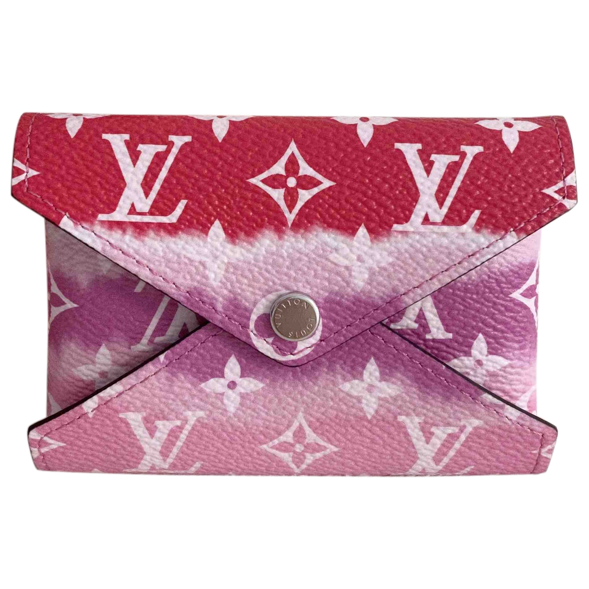 Louis Vuitton Kirigami Red Cloth Purses, wallet & cases for Women \N
