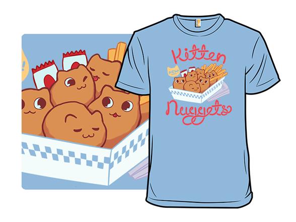 Kitten Nuggets T Shirt