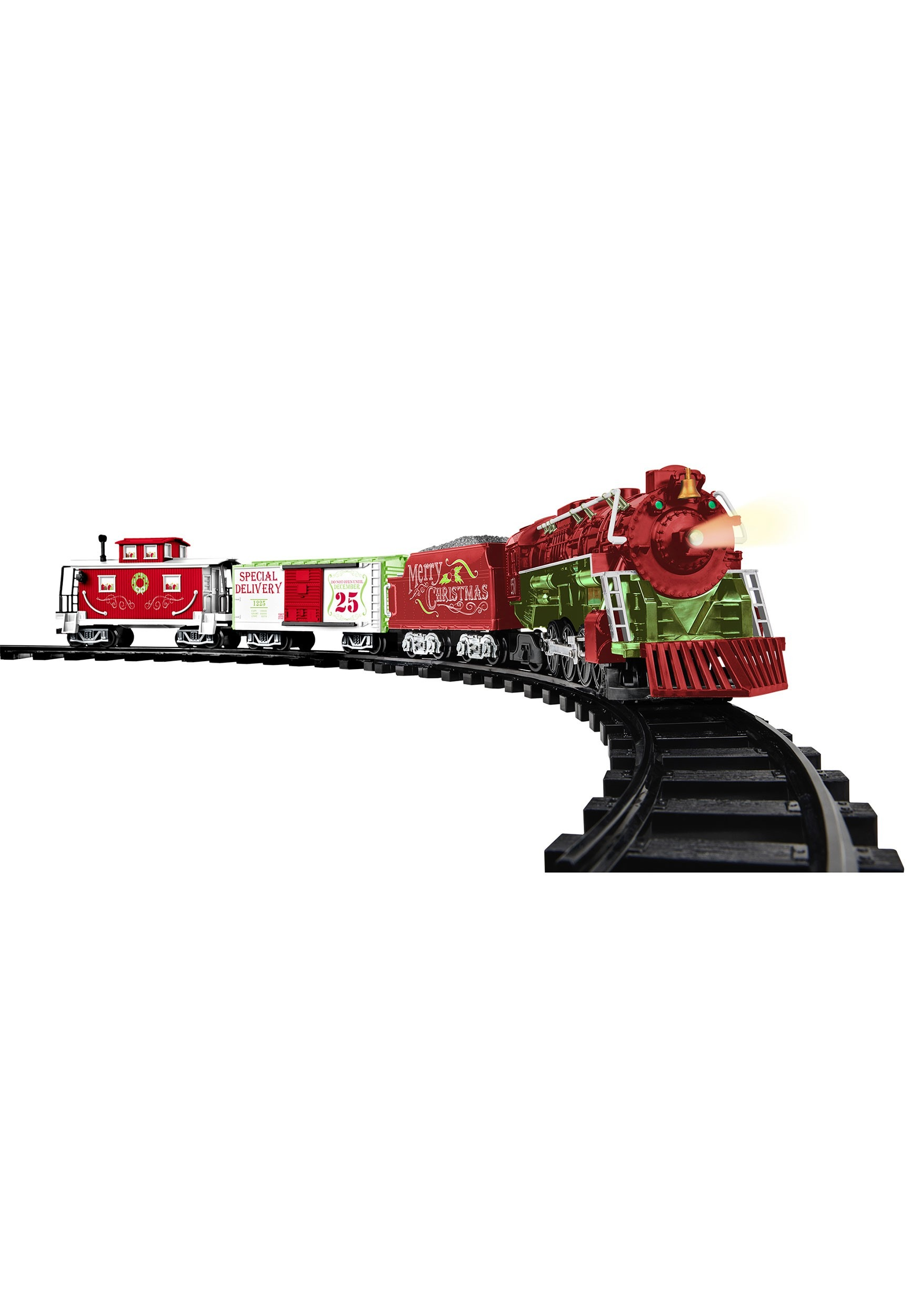 Christmas Ready-to-Play Lionel Train Set