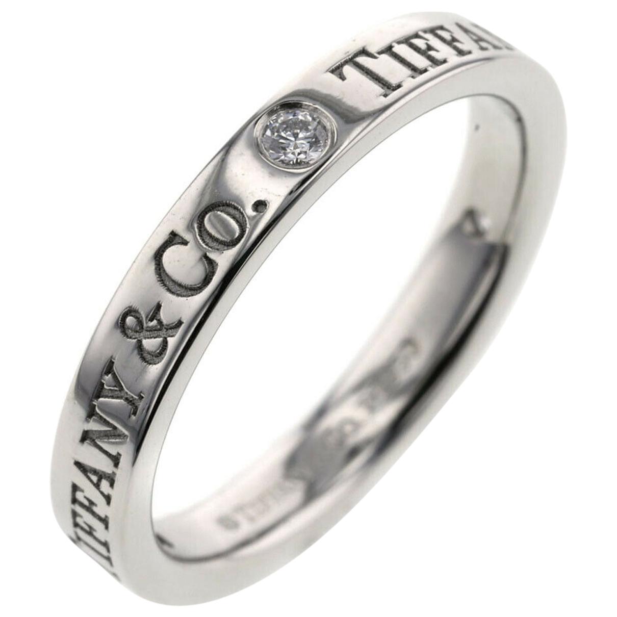 Anillo Tiffany & Co