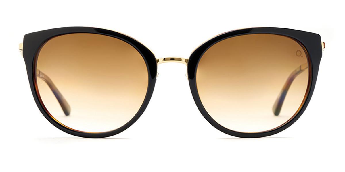 Etnia Barcelona Ifara Sun BKHV Women's Sunglasses Black Size 54