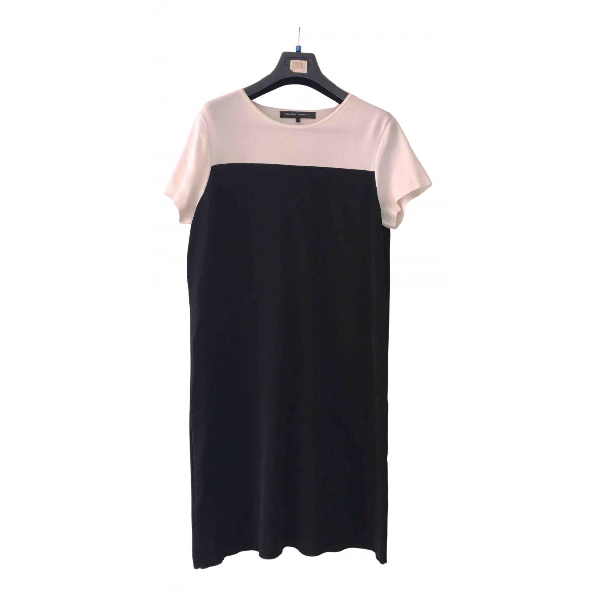 Ralph Lauren N Black dress for Women 40 FR