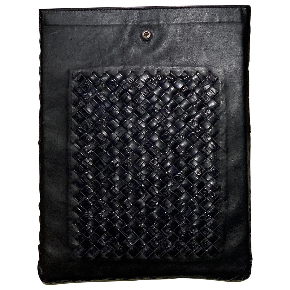 Bottega Veneta - Accessoires   pour lifestyle en crocodile - noir