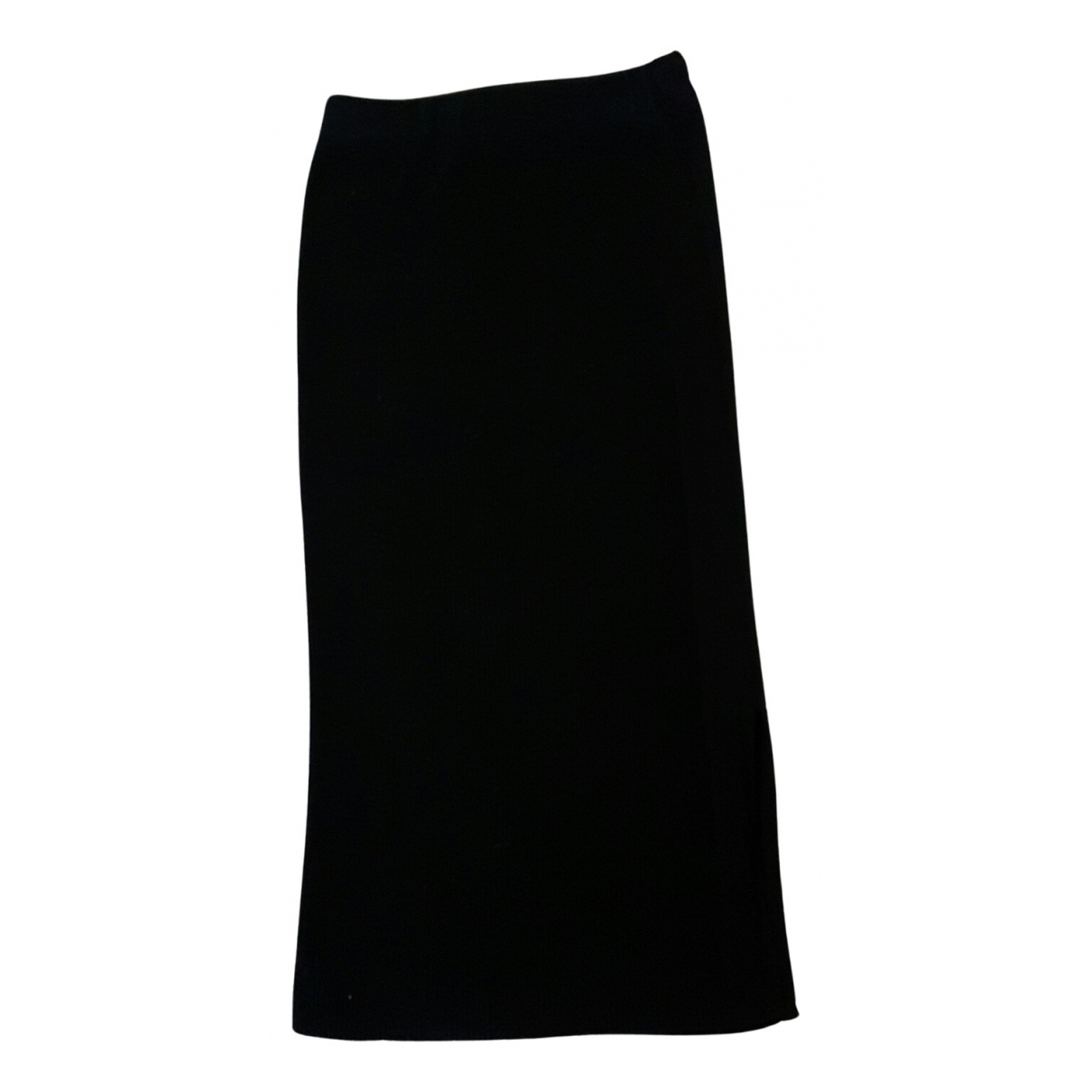 Rodier - Jupe   pour femme en laine - noir
