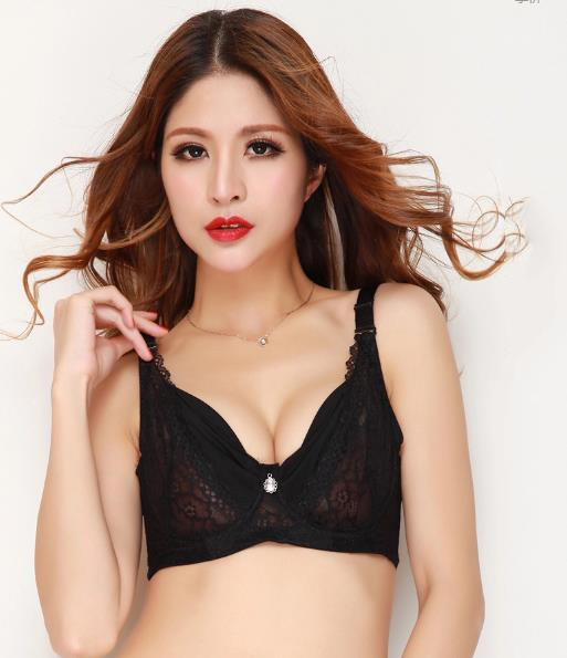 Comfy Thin Breathable Cotton Full Coverage Bra