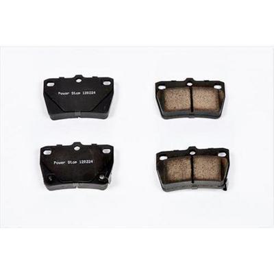 Power Stop Z16 Evolution Scorched Brake Pads - 16-1051