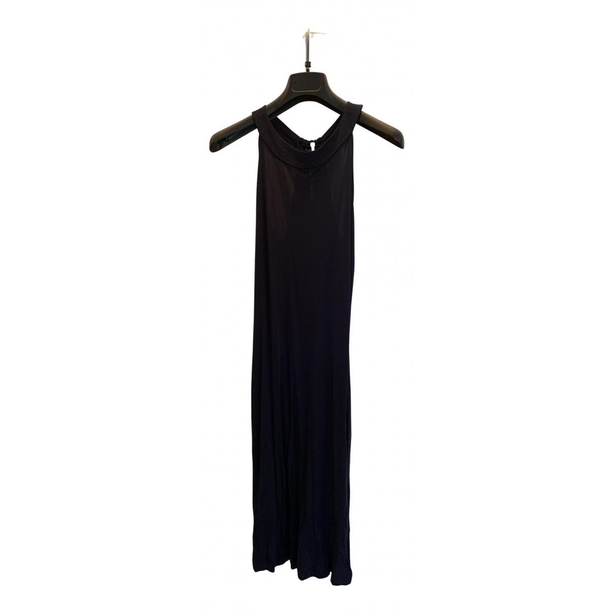 Max & Co \N Kleid in  Blau Viskose