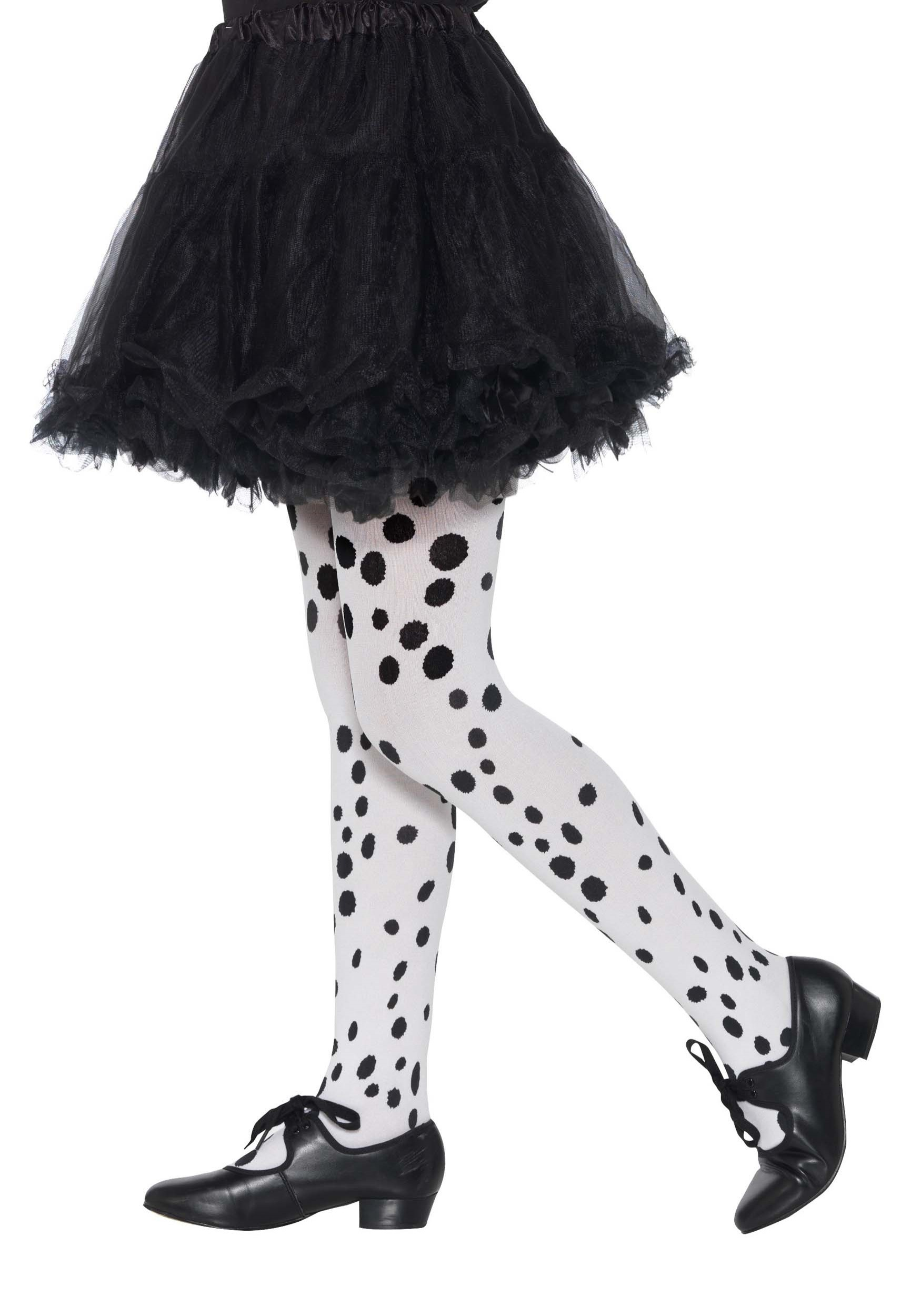 Dalmatian Child Tights
