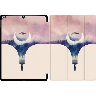 Apple iPad 9.7 (2017) Tablet Smart Case - Fleeting Moments Wide von Enkel Dika