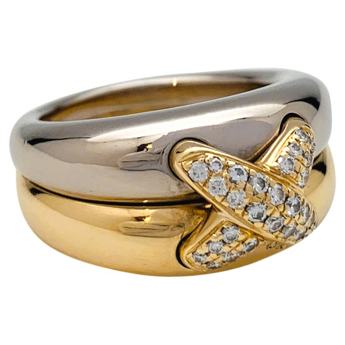 Chaumet Liens Ring in Weissgold
