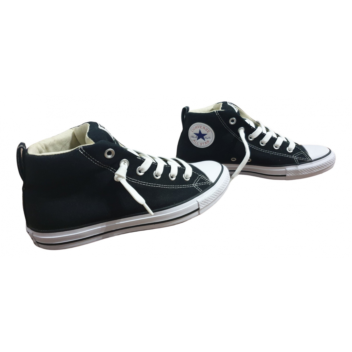 Converse \N Black Trainers for Men 41.5 EU