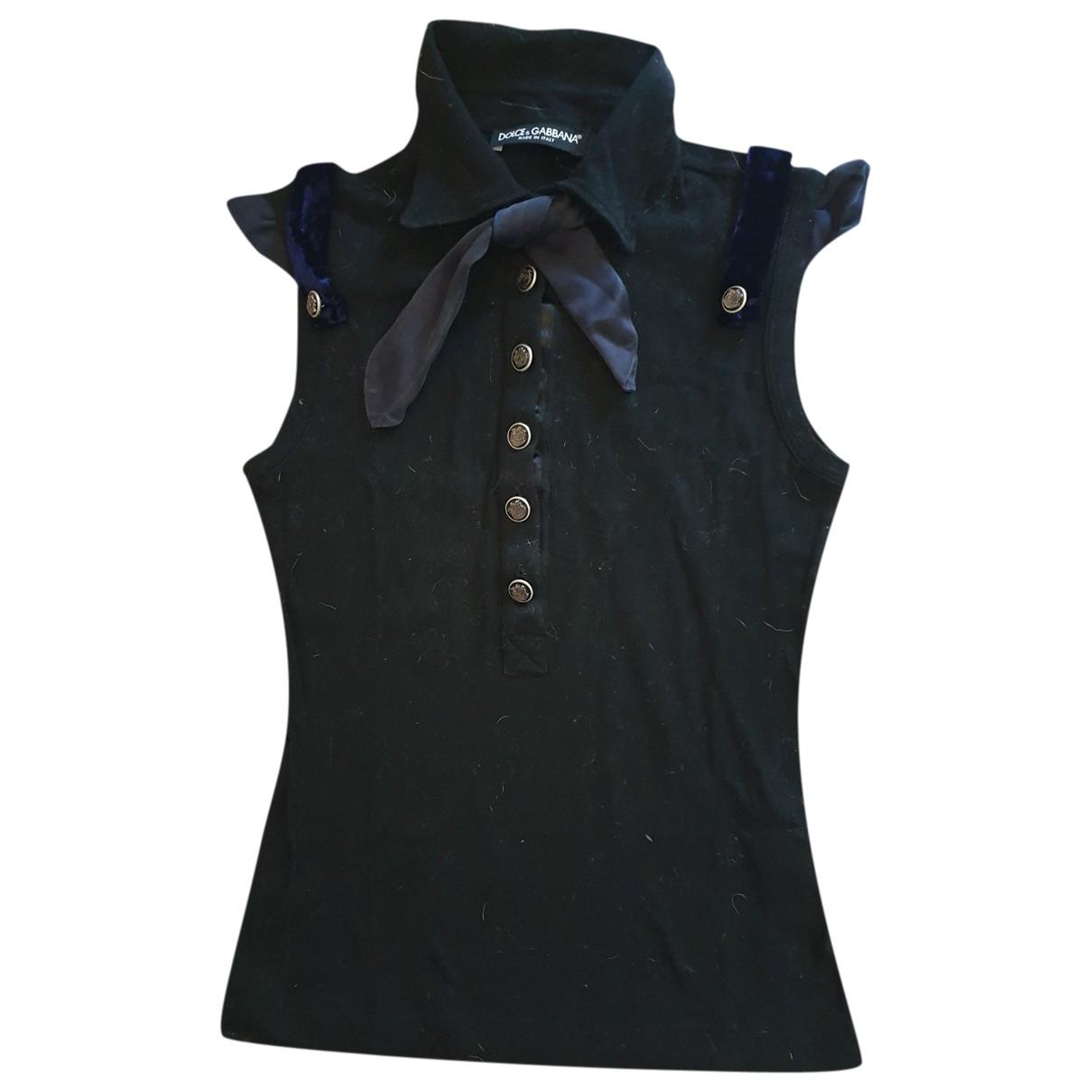 Dolce & Gabbana \N Blue  top for Women 34 FR