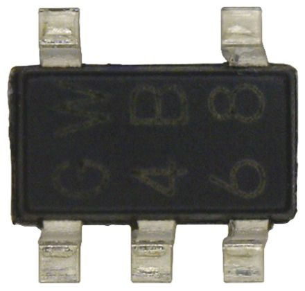 ROHM BD4933G-TR, Voltage Supervisor 3.35V max. 5-Pin, SSOP (10)
