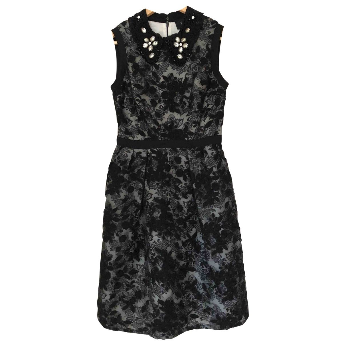 Non Signé / Unsigned \N Black dress for Women 8 UK