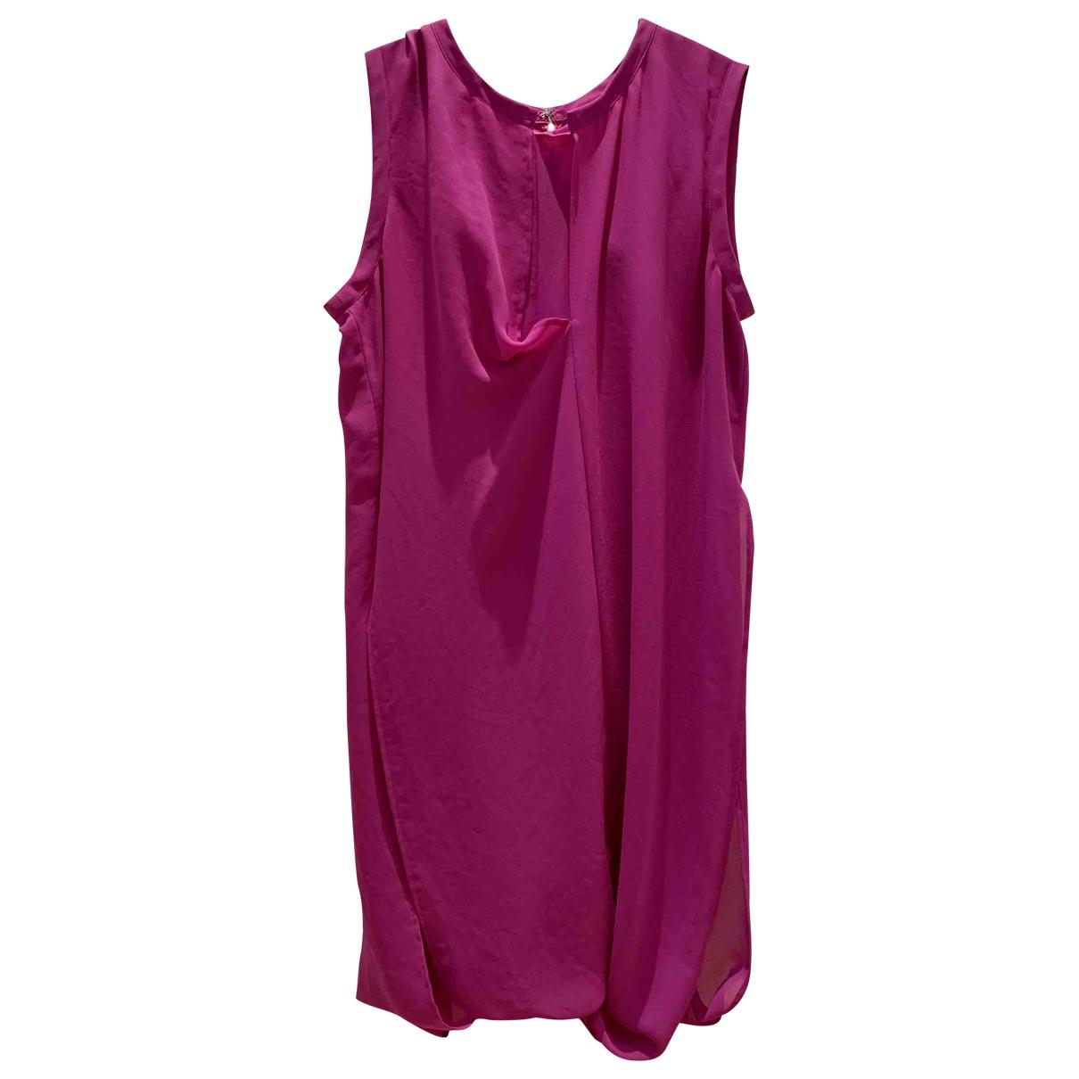 Junya Watanabe \N Kleid in  Lila Polyester
