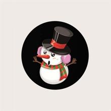 Christmas Snowman Pop-Out Phone Grip