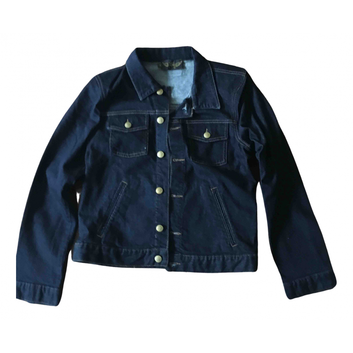 Finger In The Nose N Blue Cotton jacket & coat for Kids 14 years - S FR