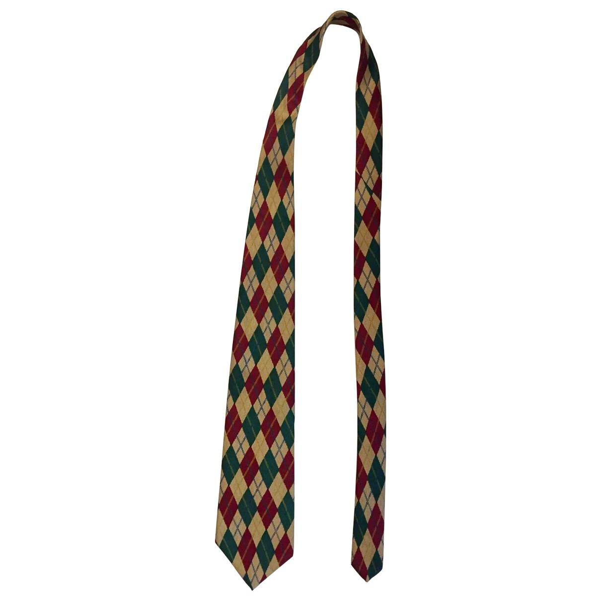 Abercrombie & Fitch \N Krawatten in  Gelb Seide