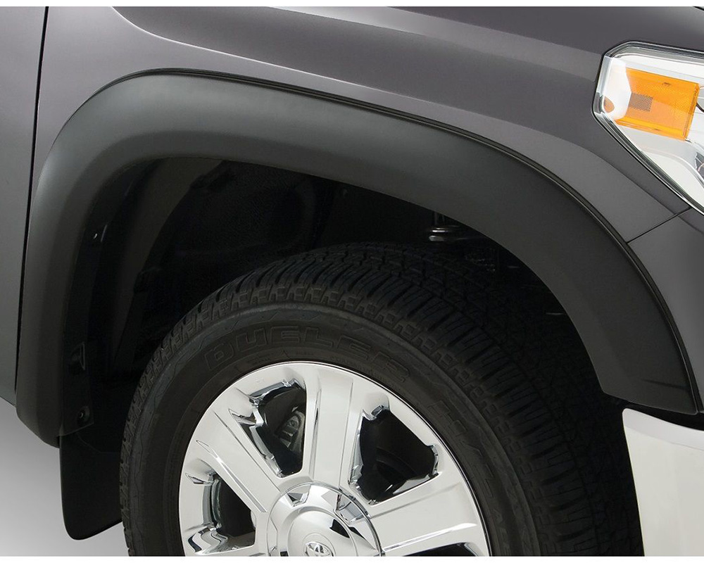 BUSHWACKER - FENDER FLARES OE STYLE 2PC Toyota Highlander Front 2011-2013