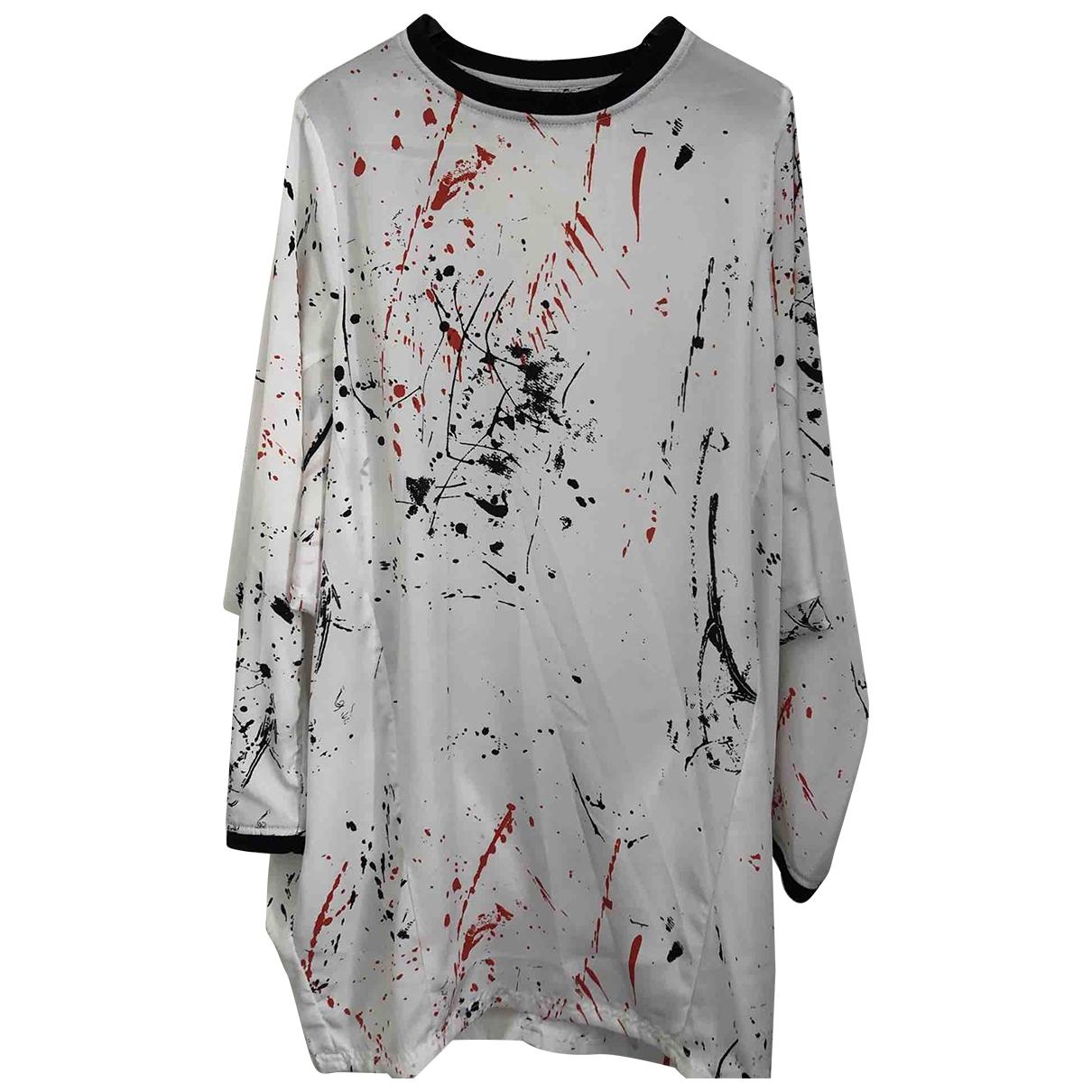 Diesel \N Kleid in  Beige Polyester