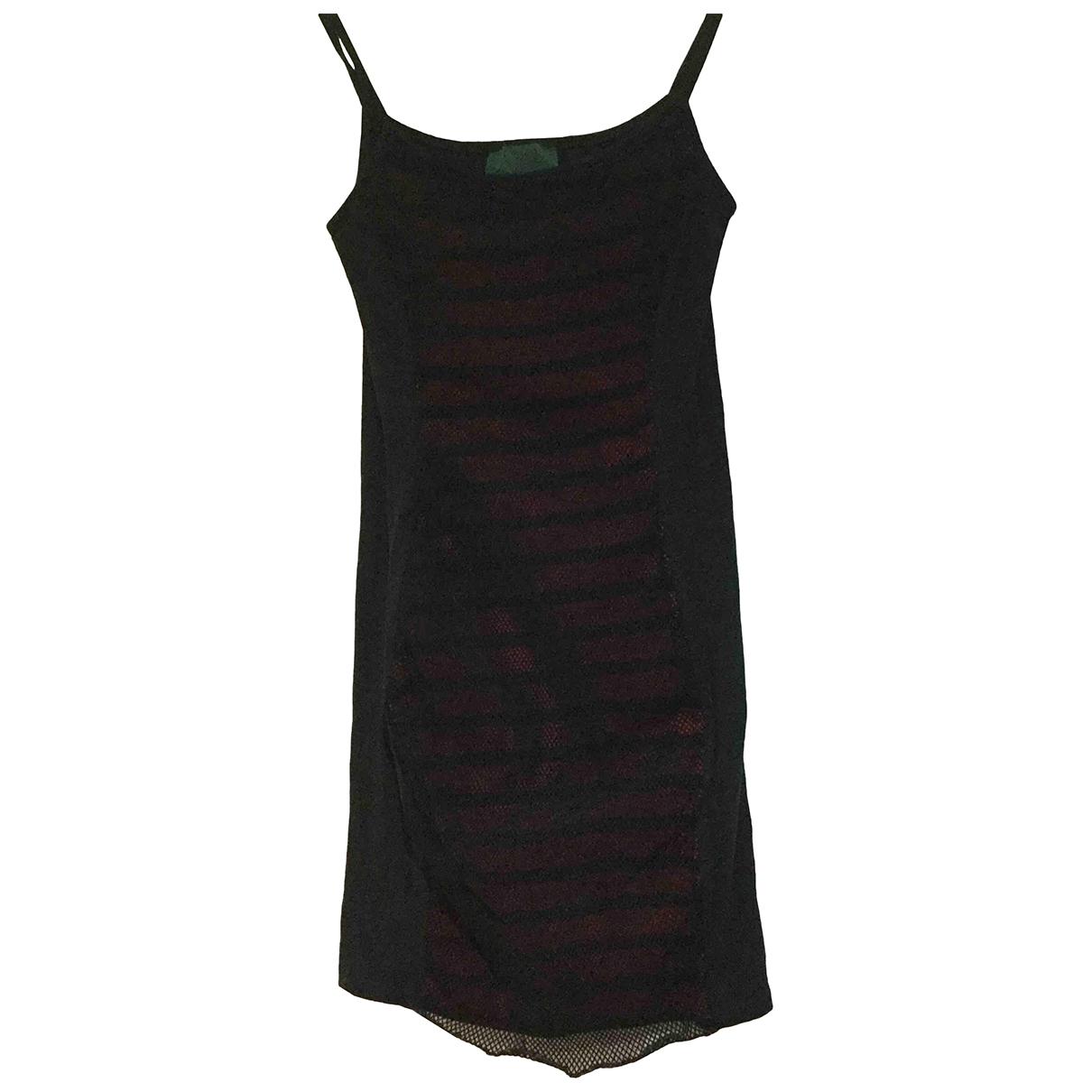 Mini vestido Gaultier Junior