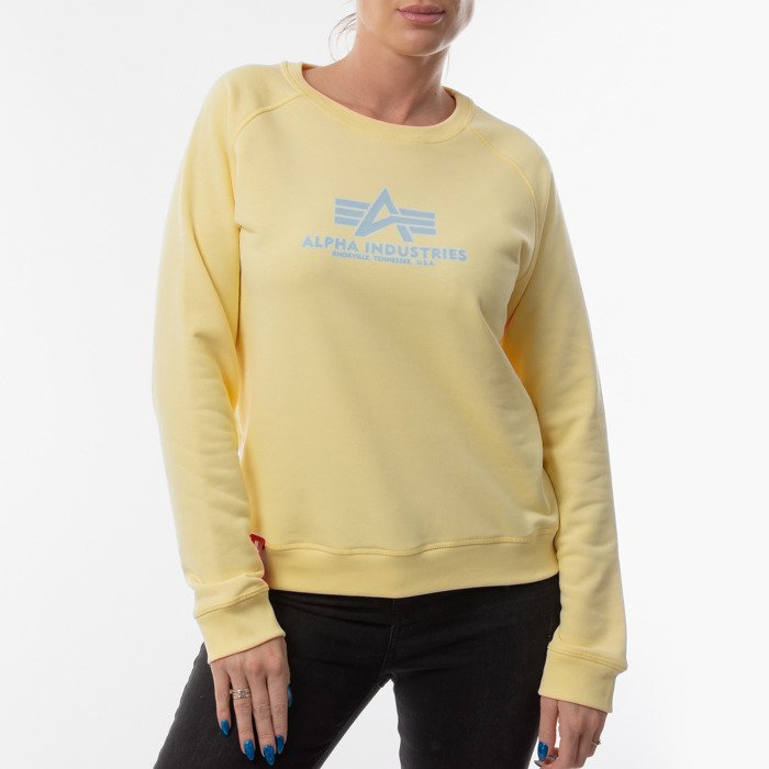 Alpha Industries New Basic Sweater Wmn 196031 495