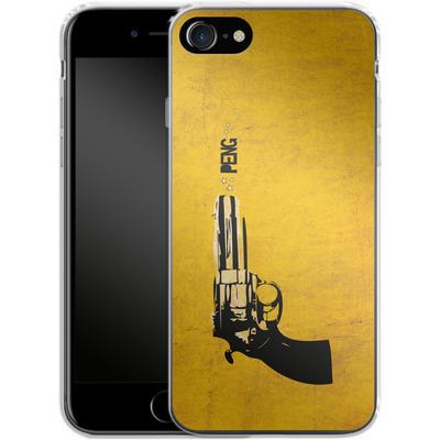 Apple iPhone 8 Silikon Handyhuelle - Peng von Claus-Peter Schops