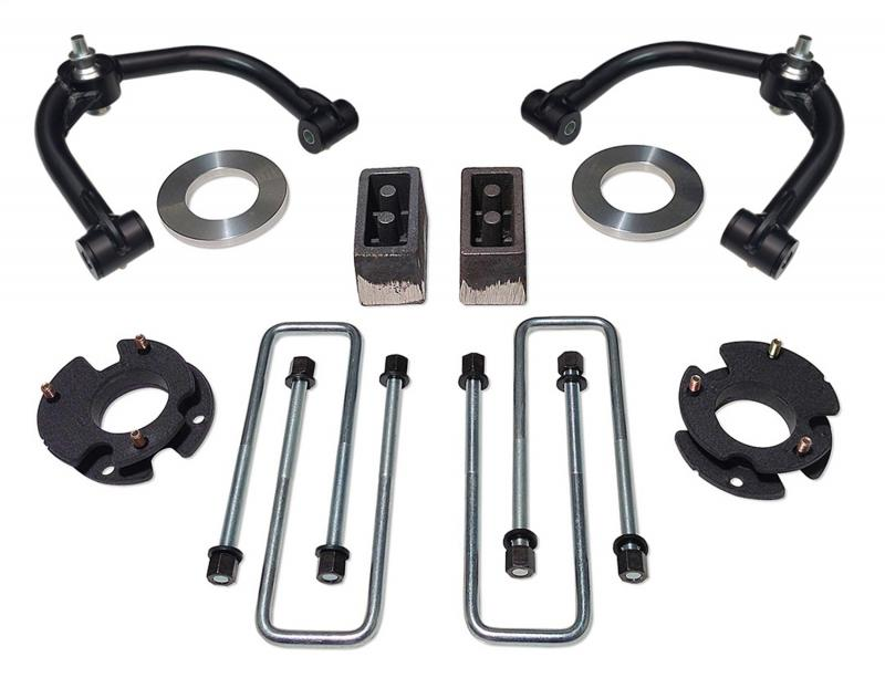 Tuff Country 23015 Complete Kit (w/SX8000 Shocks)-3in. Ford Raptor 2014