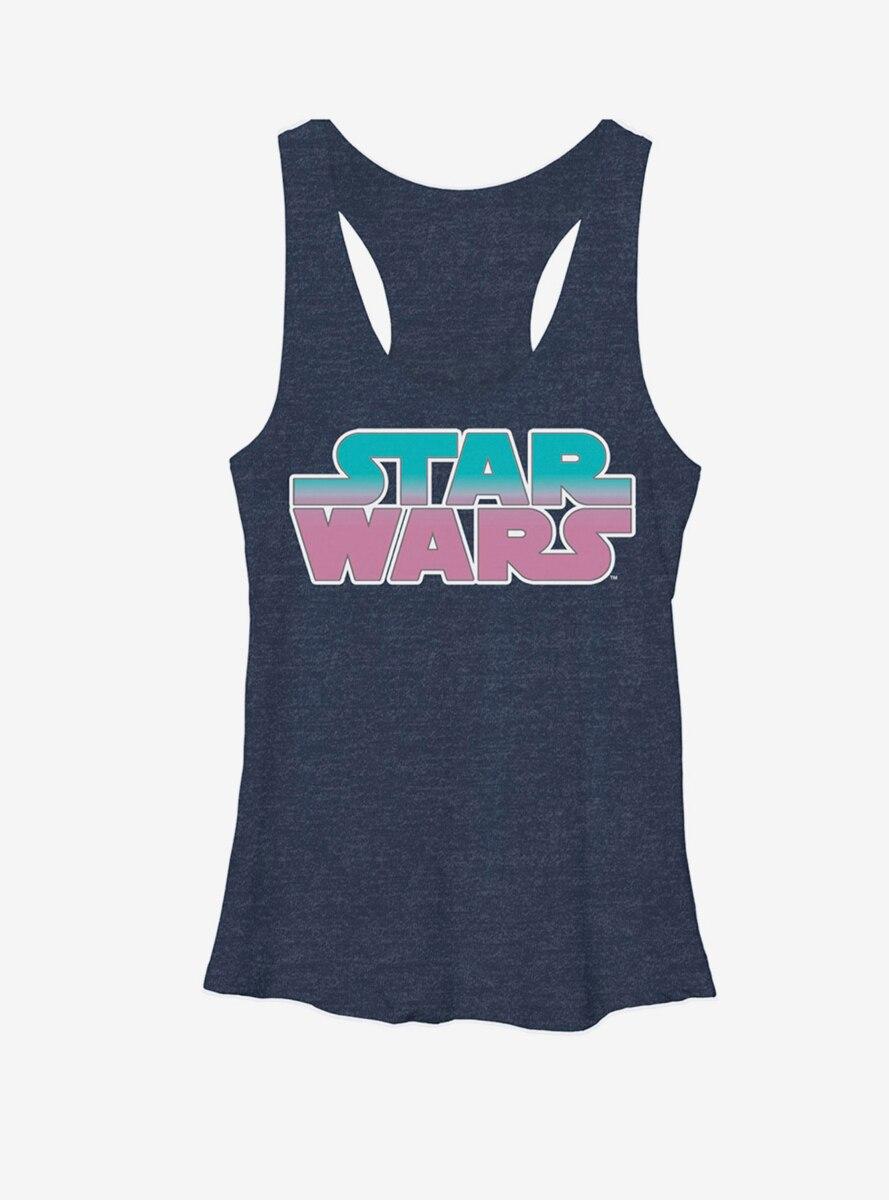 Star Wars Logo Womens Tank
