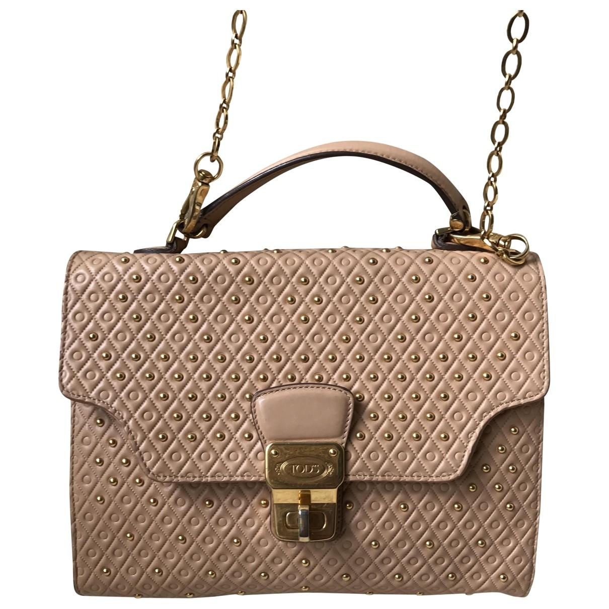 Tods \N Handtasche in Leder