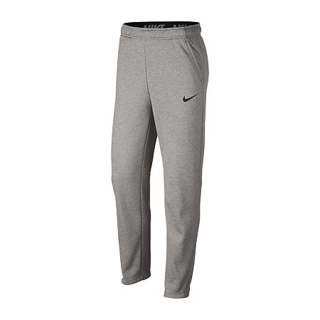 Nike Mens Therma Fleece Pant, Xx-large , Gray