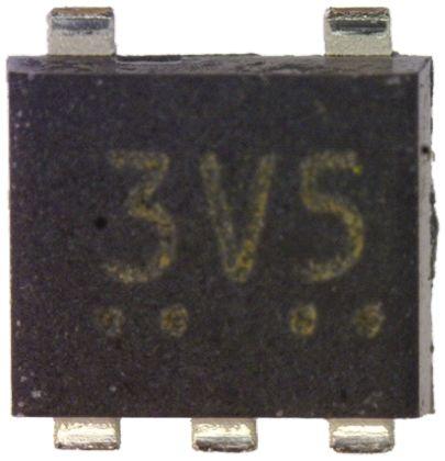 Toshiba TAR5S18U(TE85L,F), LDO Regulator, 200mA, 1.8 V 5-Pin, UFV (10)