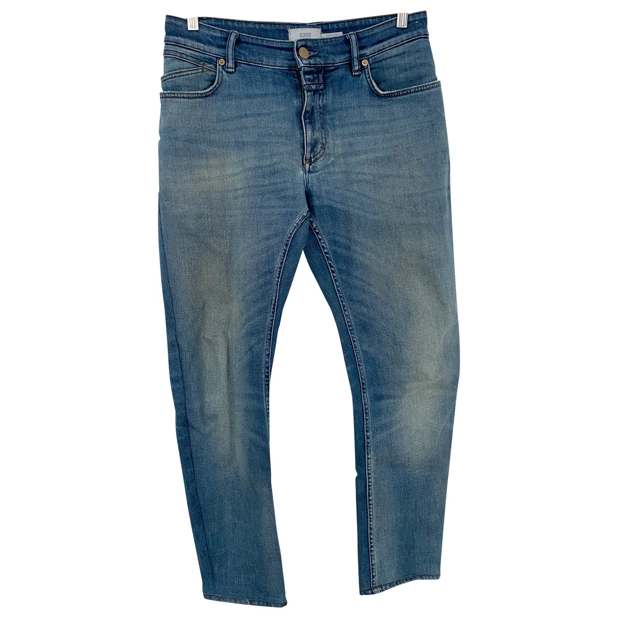 Closed \N Hose in  Blau Denim - Jeans