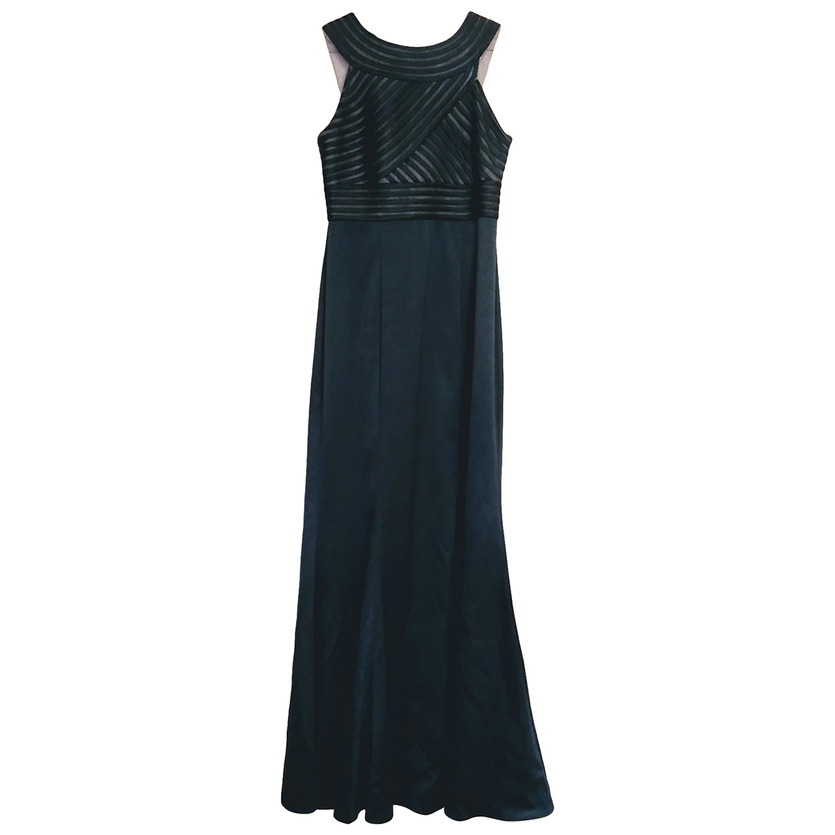 Js Collections \N Kleid in  Gruen Polyester