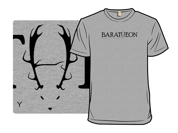 House Baratheon T Shirt