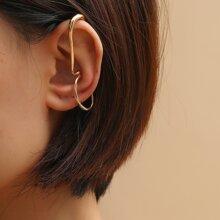 1pc Structured Ear Cuff